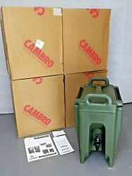 British Army - Military - Cambro Uc250 Insulated Hot And Cold Drinks Dispenser