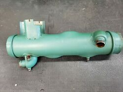 Volvo Penta Kad Kamd 42a 42b Used Heat Exchanger 860411 Clean Condition