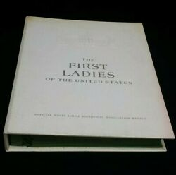 First Ladies Of The United States Sterling Silver Proof Set - 40 Medals W/ Coa
