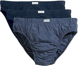 Fruit Of The Loom Mens Classic Slip Briefs Pack Of 3