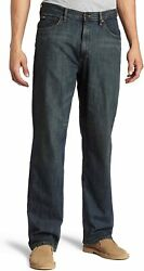 Lee Menand039s Premium Select Relaxed-fit Straight-leg Jean