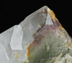 4.3 Inch Quartz With Chlorite From Pakistan 7919