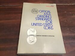 The Official Ana Grading Standards For United States Coins 3rd Edition