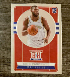 Eric Paschall 2019-20 Chronicles Hometown Heroes Rookie Rc 558 Warriors M2