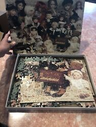 The Doll Shop Jigsaw Puzzle Over 500 Pieces Authentic Springbok Puzzle Hallmark