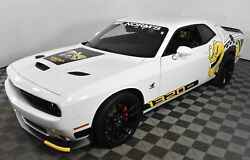 2019 Dodge Challenger 1320 Mr. Norm Graphic Stripe Package