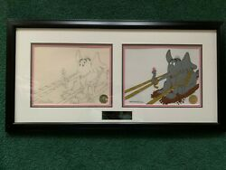 Dr.suess- Professionally Framed 1970 Horton Hears A Who- Limited Edition Cel