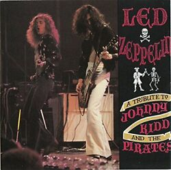 Led Zeppelin - A Tribute To Johnny Kidd And The Pi Free Shipping