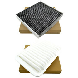 Combo Set Engine And Cabin Air Filter For Toyota Matrix Yaris Corolla Im Scion Im