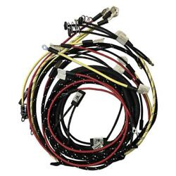 Fds3774 Restoration Quality Wiring Harness, For 1 Wire Alternator Fits Ford