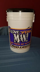 Collectable I Love You Man But Youand039re Not Getting My Bud Light Cooler.
