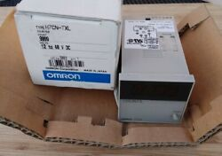 Brand New Omron H7cn-txl Counter 12-48vdc Ships Free From The Usa