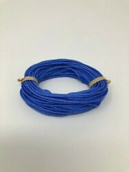 30ft9m 1.9mm 550lb Blue Conventional Wrap Spectra Speargun Line