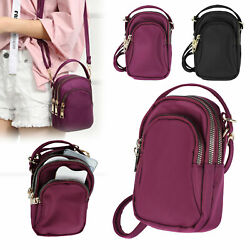 Small Cell Phone Purse Wallet Handbag Case Shoulder Bag Cross body Pouch Women $11.97