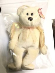 Rare Collectors Item Ty Beanie Babies Halo Tag Errors Brown Nose Black Eyes