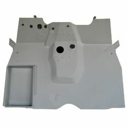 Omix-ada For 41-45 Willys Mb/ford Gpw Floor Panel Front 12007.01