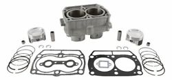 Hi-comp Cylinder And Piston Kit For 2013-2014 Polaris Rzr 800 80mm Standard Bore