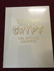 Tales From The Crypt-the Official Archives Ec Hardcover Bleached Bones Ed Sealed