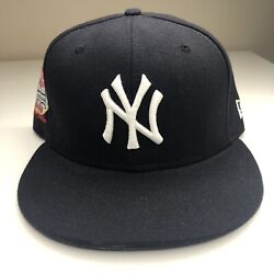 New Era 59fifty Mlb New York Yankees Fitted Hats Authentic Limited Edition Rare
