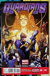 🚨🔥Guardians of the Galaxy #5 2013 1st App of Angela in Marvel Universe🔥🚨