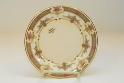 4 Minton Persian Rose Royal Doulton Bread Plate Plates 6 5/8 Inch A