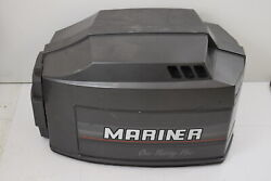 9742a17 Mercury Mariner 1989-95 Top Cowl Engine Cover 100 135 140 150 175 200 Hp