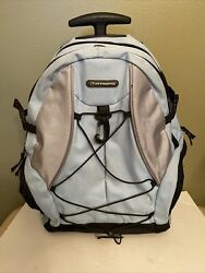 Intrepid Backpack on Wheels School Travel Carry On $15.99