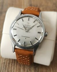 Men's Vintage Watch Omega Constellation Chronometer Automatic 1963 Serviced