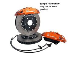 Ksport 356mm Front Brake Kit Upgarde Fit Ford Mustang 64-73 Falcon Xwxyxt
