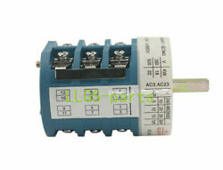 Tire Changer Machine Motor Forward Reverse Switch Reset Switch Lw5-40a 220-380v