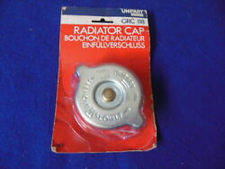 Nos Unipart Cooling Expansion Tank Cap 9 Lbs. Land Rover Series Iii 109 Grc118