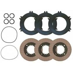 8302197 Differential Clutch Pack Kit, Brake Fits Case Ih