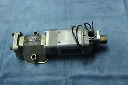 Taylor Winfield E-344036 Solenoid Pilot Valve With U-10046h Seal-off Air Valve