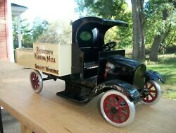 Cowdery Toy Works Buddy L Style Flivver Delivery Truck 13 Of 24 With Box