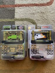 M2 Machines Kit 1967 Dodge A100 Panel Van Chase 1/750 Plus Comp Chase 1965 Ford