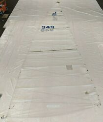 Dacron Main Sail By Doyle For J105 In Good Condition 40.6and039 Luff