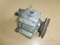 1966 1967 Chevelle Smog Pump And Pulley Big Block W/ Ac 3887102
