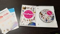 Wii Party for Nintendo Wii Complete CIB $29.99
