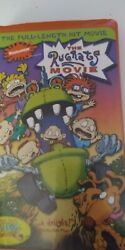 Nickelodeon The Rugrats Movie Vhs 1999