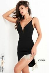 Jovani 04977 Short Cocktail Dress Lowest Price Guarantee New Authentic