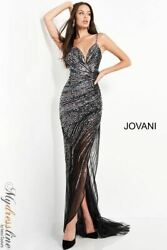 Jovani 1160 Evening Dress Lowest Price Guarantee New Authentic Gown