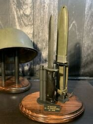 Bayonet Stands For The M1 And Usm5/m5a1 Bayonets
