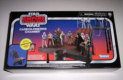 Star Wars 3.75 Vintage Collection CARBON FREEZING CHAMBER NO Stormtrooper $39.99