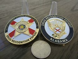 Montgomery County Sheriff's Office Drug Recognition Expert Police Challenge Coin