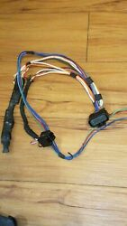 Blizzard Power Hitch 8611 Snow Plow Plow Side Solenoid And Switch Pigtails