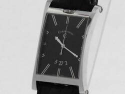 Chronoswiss Imperator Ch2873 Automatic Black Dial Stainless Steel Black Leather