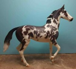 Breyer Plastic Model Horse Breyfest 2018 By A Nose Lonesome Glory mold 1400 NR