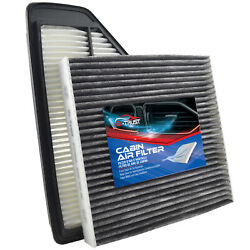 Fit For Honda Odyssey 3.5l 11 12 13 14 15 Combo Set Engine And Cabin Air Filter