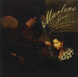Marlene Del Rosario-marlene Live With A Little Help From Her Friends Cd New