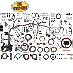 American Autowire 510742 - 1987-90 Jeep Yj Classic Update Wiring Harness